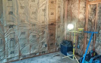 Staff Area Plans, plus bonus! insulation.
