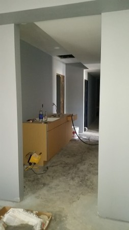 Paint and cabinets